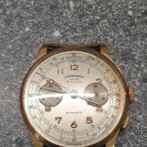 Chronographe Suisse Cie Žluté zlato Ruční natahování použité