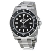 Rolex 114060 Steel 2018 Submariner (No Date) 40mm new United States of America, New York, New York