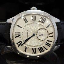 Cartier Drive de Cartier Acier 40mm Argent Romain