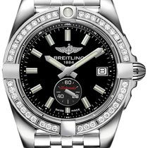 Breitling Steel 36,00mm Automatic A37330531B1A1 new