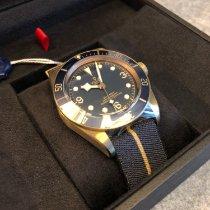 Tudor Black Bay Bronze neu 2019 Automatik Uhr mit Original-Box und Original-Papieren 79250BB