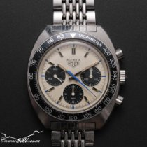 Heuer Steel 45mm Manual winding 73663 pre-owned South Africa, Newcastle