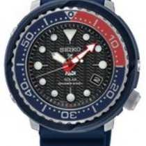 Seiko Steel 46.7mm Quartz Prospex new