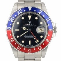 Rolex GMT-Master Steel 40mm Black United States of America, New York, Lynbrook