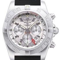 Breitling Chronomat GMT Stahl 47mm Silber Deutschland, Schwabach
