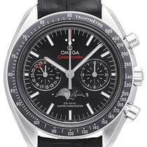 Omega Speedmaster Professional Moonwatch Moonphase 304.33.44.52.01.001 2020 nuevo