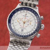Breitling A23340 Steel 2009 Montbrillant Légende 46.5mm pre-owned