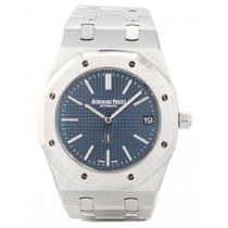 Audemars Piguet Royal Oak Jumbo 15202ST 2016 pre-owned