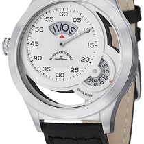 Zeno-Watch Basel Steel Quartz 6733Q-I2 new United States of America, New York, Brooklyn