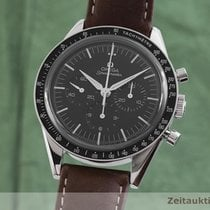 Omega Speedmaster Professional Moonwatch Acier 39.5mm Noir