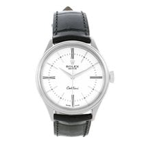 Rolex Cellini Time White gold 39mm White Roman numerals United States of America, New York, New York