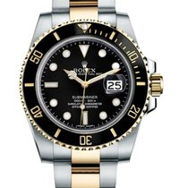 Rolex Submariner Date new 2020 Automatic Watch with original box and original papers 116613LN