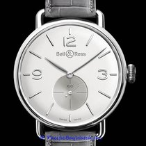 Bell & Ross Vintage BRWW1-ME-AG-OP/SCR new