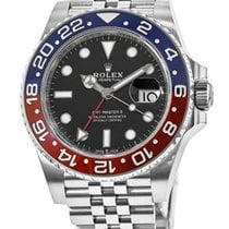 Rolex GMT-Master new Automatic Watch with original box M126710BLRO-0001