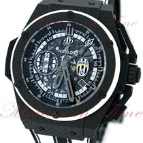 "Hublot Big Bang King Power ""Juventus Turin"", Skeleton..."