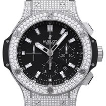 Hublot Big Bang Evolution Diamond Pavé 301.SX.1170.RX.1704