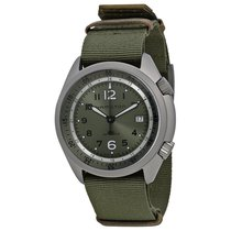 Hamilton Men's H80405865 Khaki Aviation Pilot Pioneer Watch