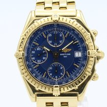 Breitling Chronomat (Submodel) pre-owned 40mm Yellow gold