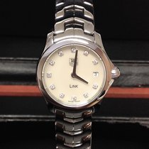 TAG Heuer Link Lady Steel Mother of pearl No numerals United Kingdom, Wilmslow