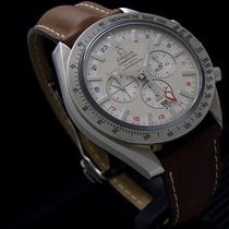 Omega Speedmaster Broad Arrow Co-Axial GMT 44,25mm