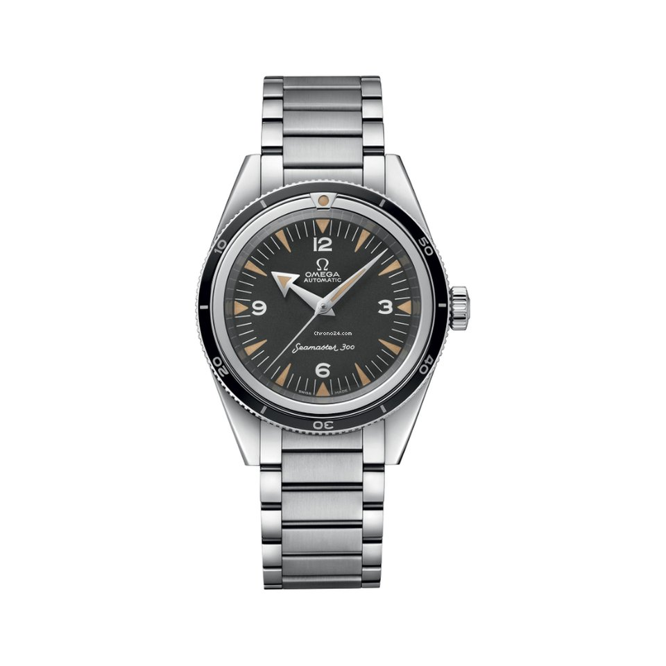759b565b4fc Omega Seamaster 300 The 1957 Trilogy Limited Edition for  6