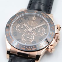 Rolex Daytona Rose gold 40mm Brown United States of America, Texas, Houston