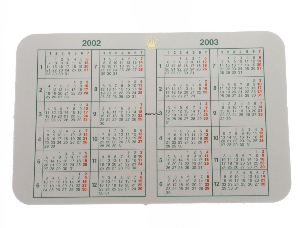 Calendar For Sale : Rolex calendar year  for sale from a