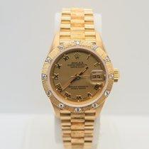 Rolex Lady-Datejust Bark Finish Rare