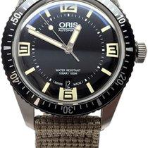 Oris Divers Sixty Five Steel 40mm Black United States of America, Florida, Naples