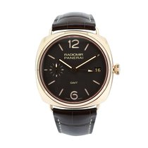 Panerai Radiomir 3 Days GMT Or rose
