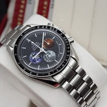 "Omega Speedmaster "" from the moon to mars "" like mint b/p 2007"