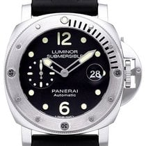 Panerai Luminor Submersible neu 44mm Stahl