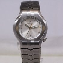 TAG Heuer Steel Quartz White No numerals 29mm pre-owned Alter Ego
