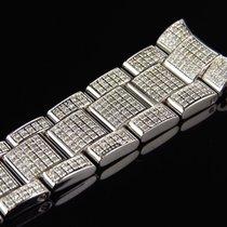 Rolex Mens Rolex Datejust 36 MM Pave Set Diamond Band with 5.5...