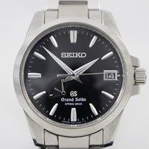 Seiko 380mm Handaufzug gebraucht Grand Seiko Schwarz