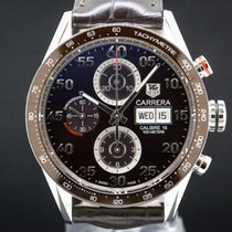 TAG Heuer Carrera Calibre 16 41mm Steel