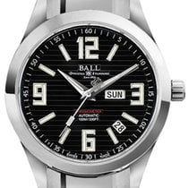 Ball Chronometer 40mm Automatic new Engineer II Arabic Black
