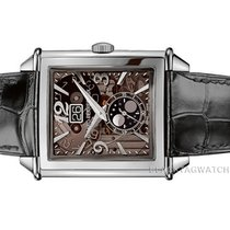 Girard Perregaux Vintage 1945 new 2019 Automatic Watch with original box and original papers 25882-11-223-BB6B