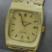 Omega Constellation (Submodel) brukt 33mm Gult gull