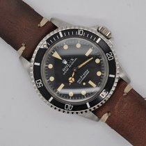 Rolex Submariner (No Date) 5513 1971 pre-owned