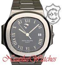 Patek Philippe Nautilus 3710/1A-001 2001 pre-owned