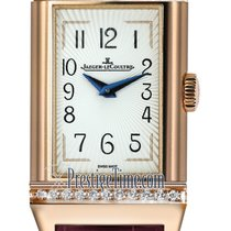 Jaeger-LeCoultre Reverso Duetto Rose gold 40mm Silver United States of America, New York, Airmont