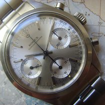 Rolex 6238 Steel 1964 Chronograph 36mm pre-owned