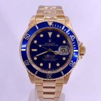 Rolex Submariner Date 16618 1997 pre-owned