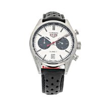 TAG Heuer Carrera Calibre 17 Steel Silver United Kingdom, Swansea