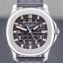 Patek Philippe Aquanaut Steel 34mm Black Arabic numerals United States of America, Massachusetts, Boston