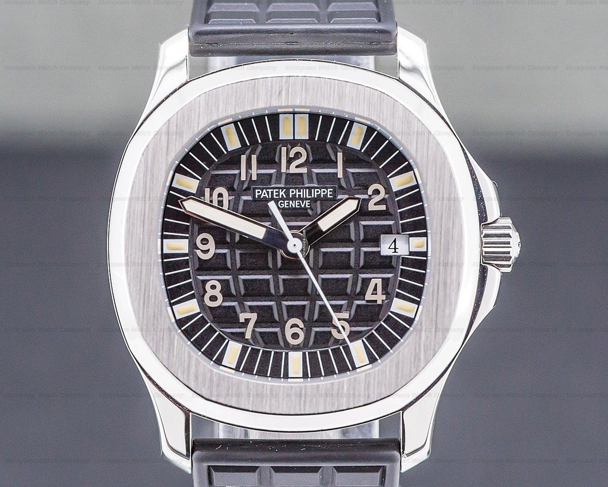 Patek Philippe 5064a Aquanaut Mid Size Quartz Ss Rubber 32024
