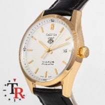 TAG Heuer Yellow gold 40mm Automatic WV5140 pre-owned