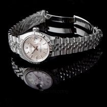 Rolex Lady-Datejust White gold Silver United States of America, California, San Mateo