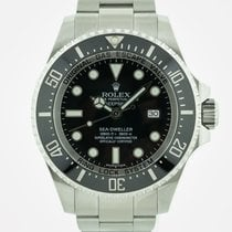 Rolex Sea-Dweller Deepsea Steel 44mm Black No numerals United States of America, California, Pleasant Hill